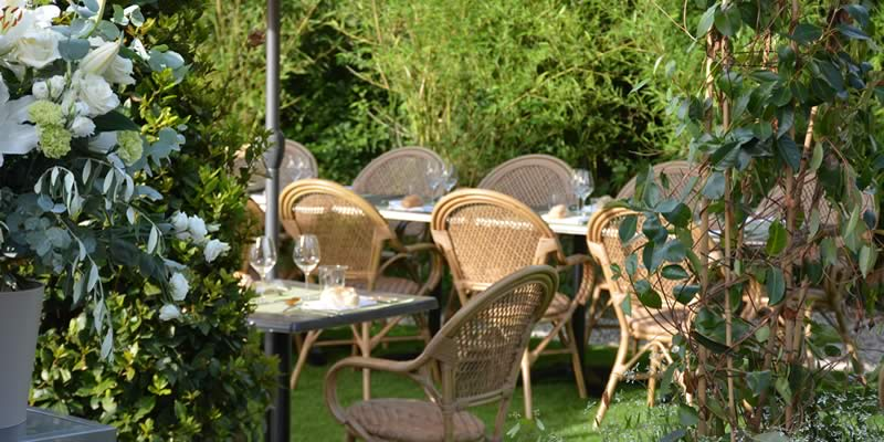 Terrasse, Bistro Ma Bourgogne